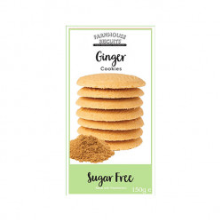 Farmhouse Biscuits Mild Ginger 150g