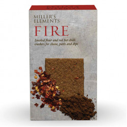 Fire Crackers 100g - Artisan Biscuits Miller's Elements