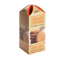 Teoni's Cookies Super Spiced 200g