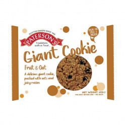 Patersons (Bronte) Giant Cookies  Fruity 60g