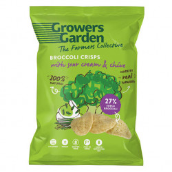 Growers Garden Sour Cream & Chive 78g
