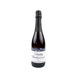 The Organic Collection Bubbly Blackcurrant Juice 750ml
