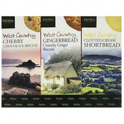 Furniss of Cornwall West Country Triple Gift Pack 600g