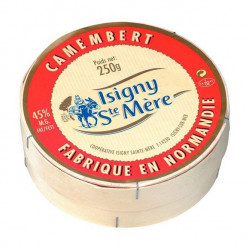 Isigny Camembert (Pasteurised)