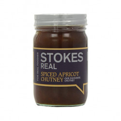 Stokes Spiced Apricot 225g