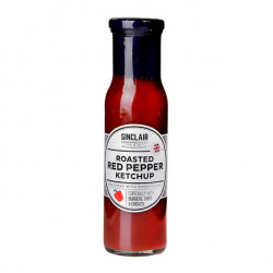 Sinclair Red Pepper Ketchup 280g