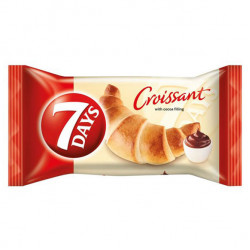 7-Days Croissant with Cocoa Filling 80g